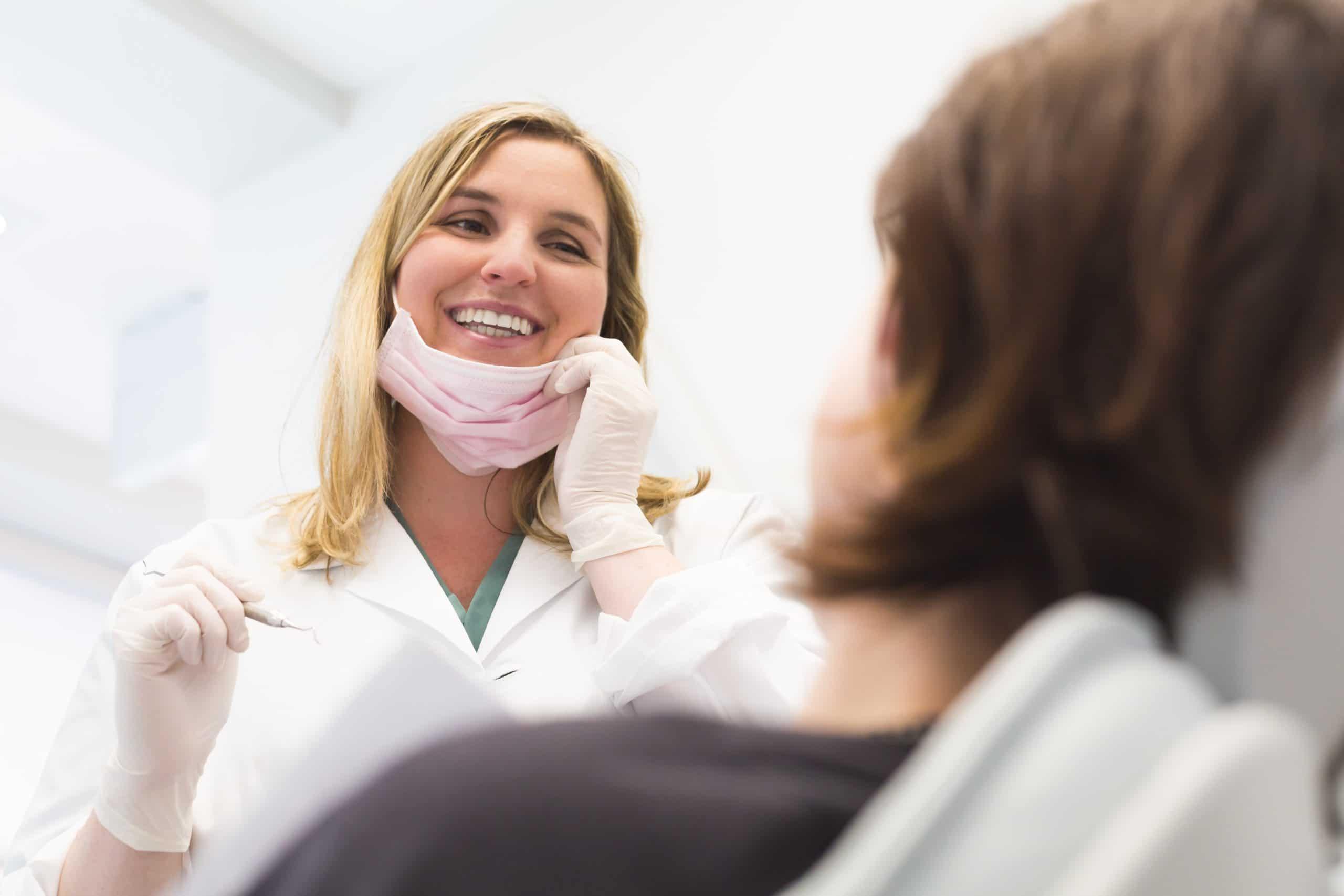 Poste Chirurgien-dentiste Salarié
