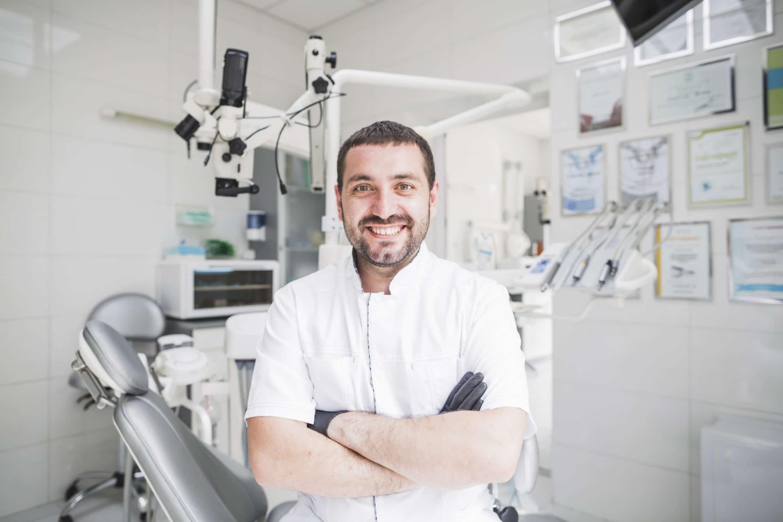 Offre Emploi Dentiste Conseil