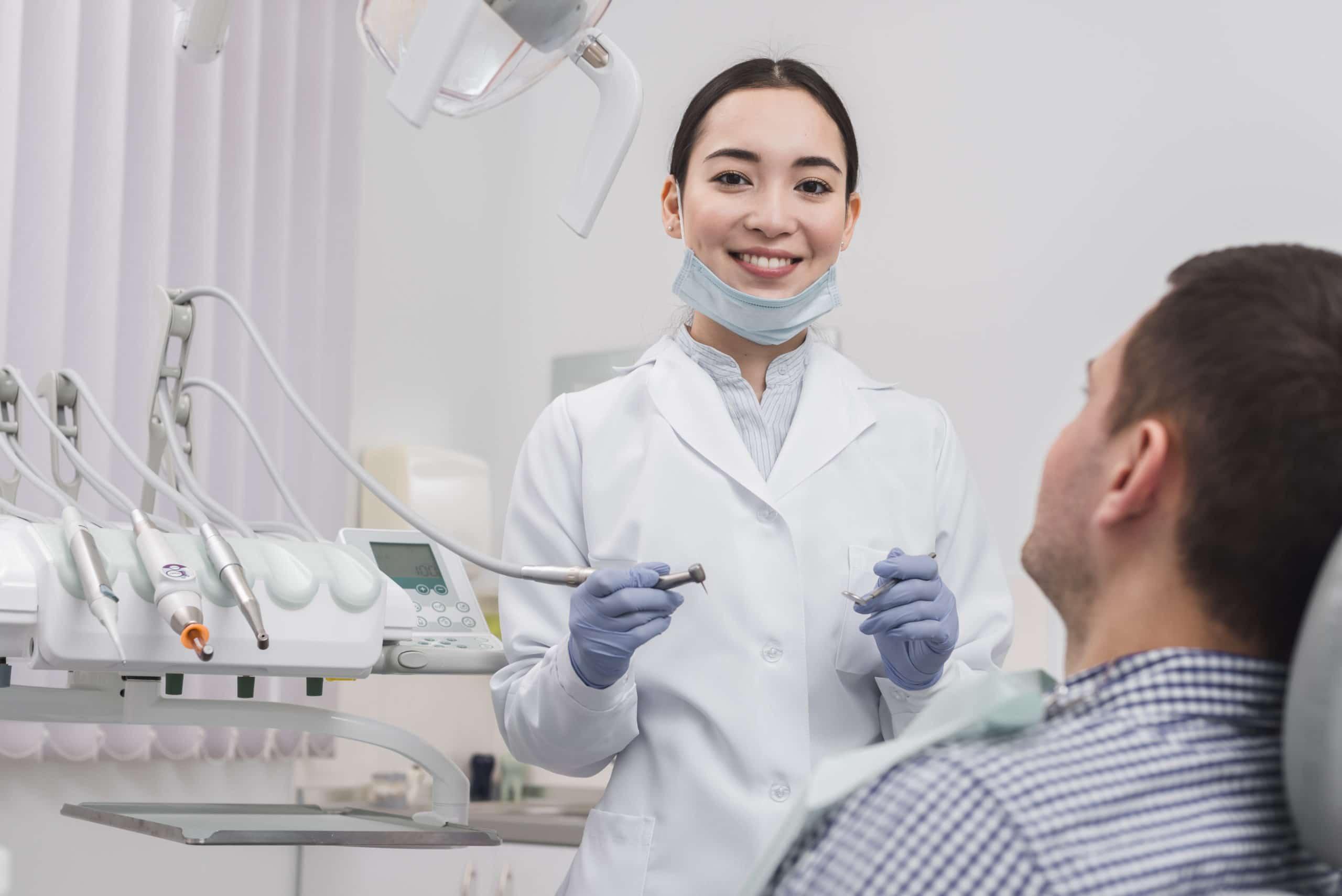 Poste de Chirurgien-Dentiste